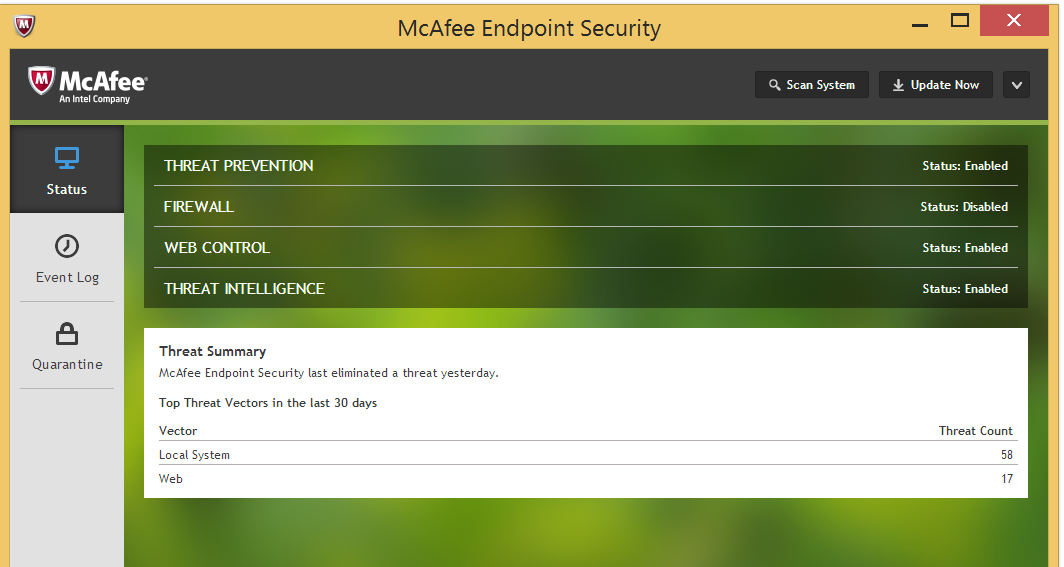 endpoint Security 10